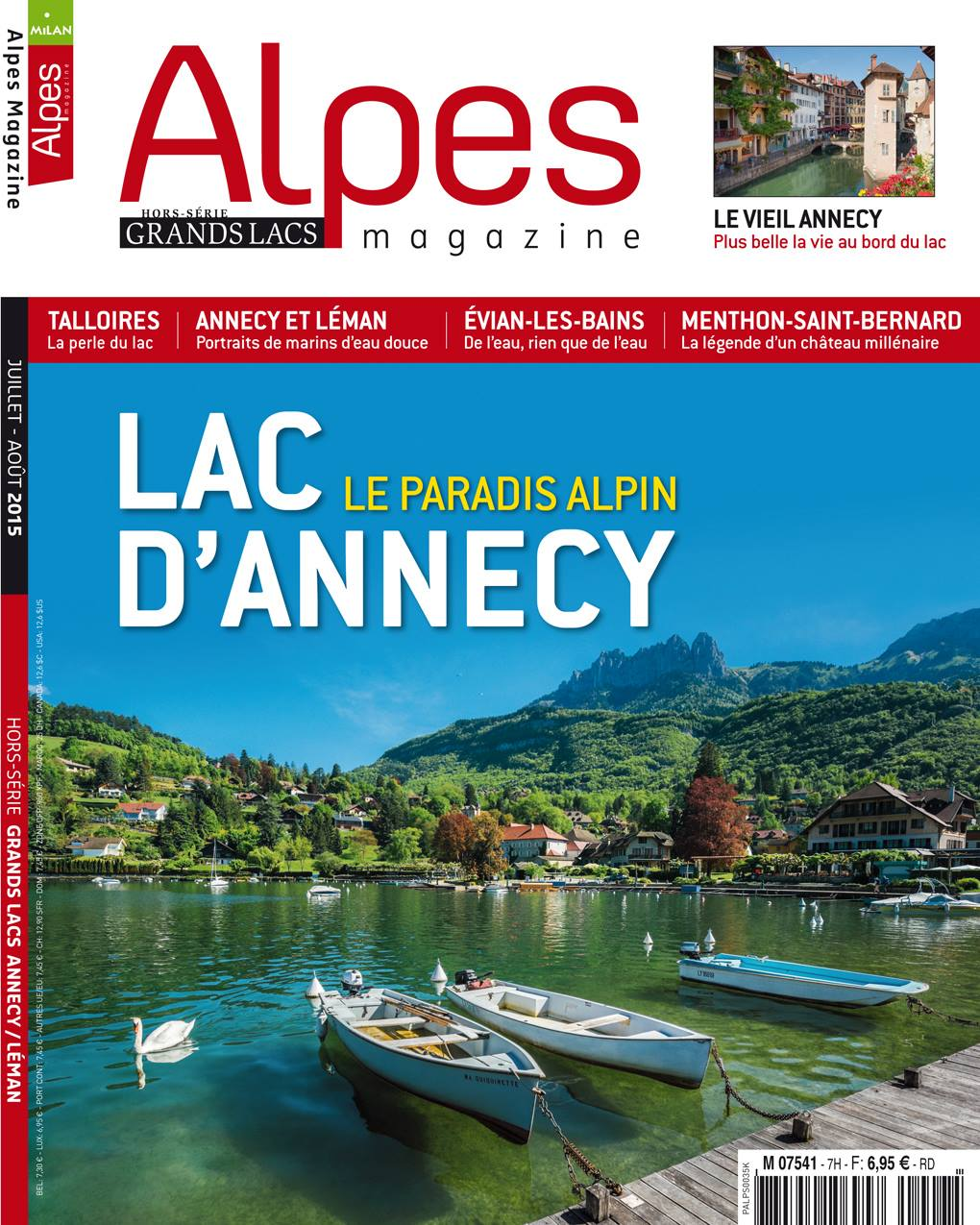 Alpes-Magazine - Talloires - Marc Daviet Photography
