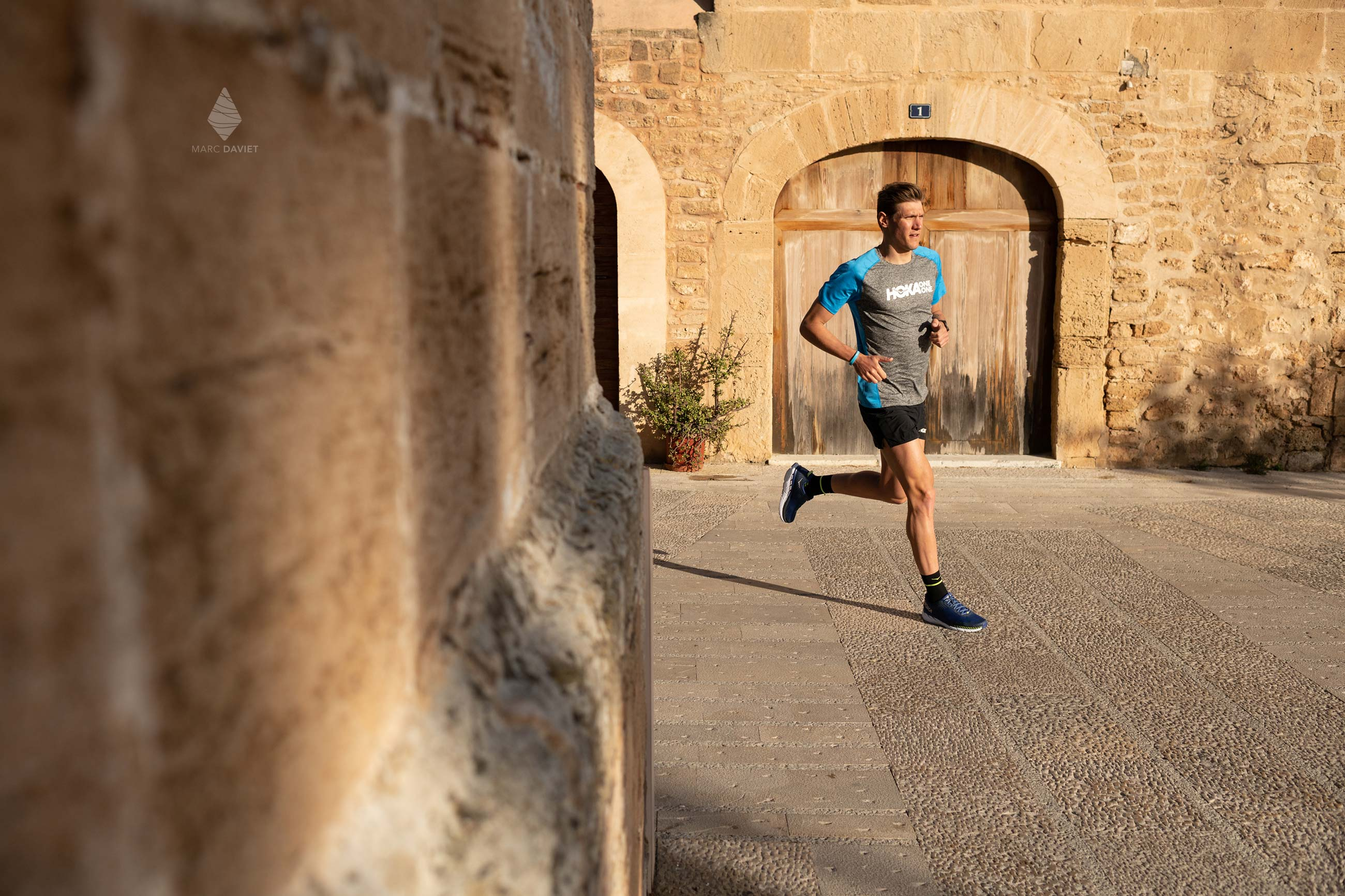 Running in Mallorca