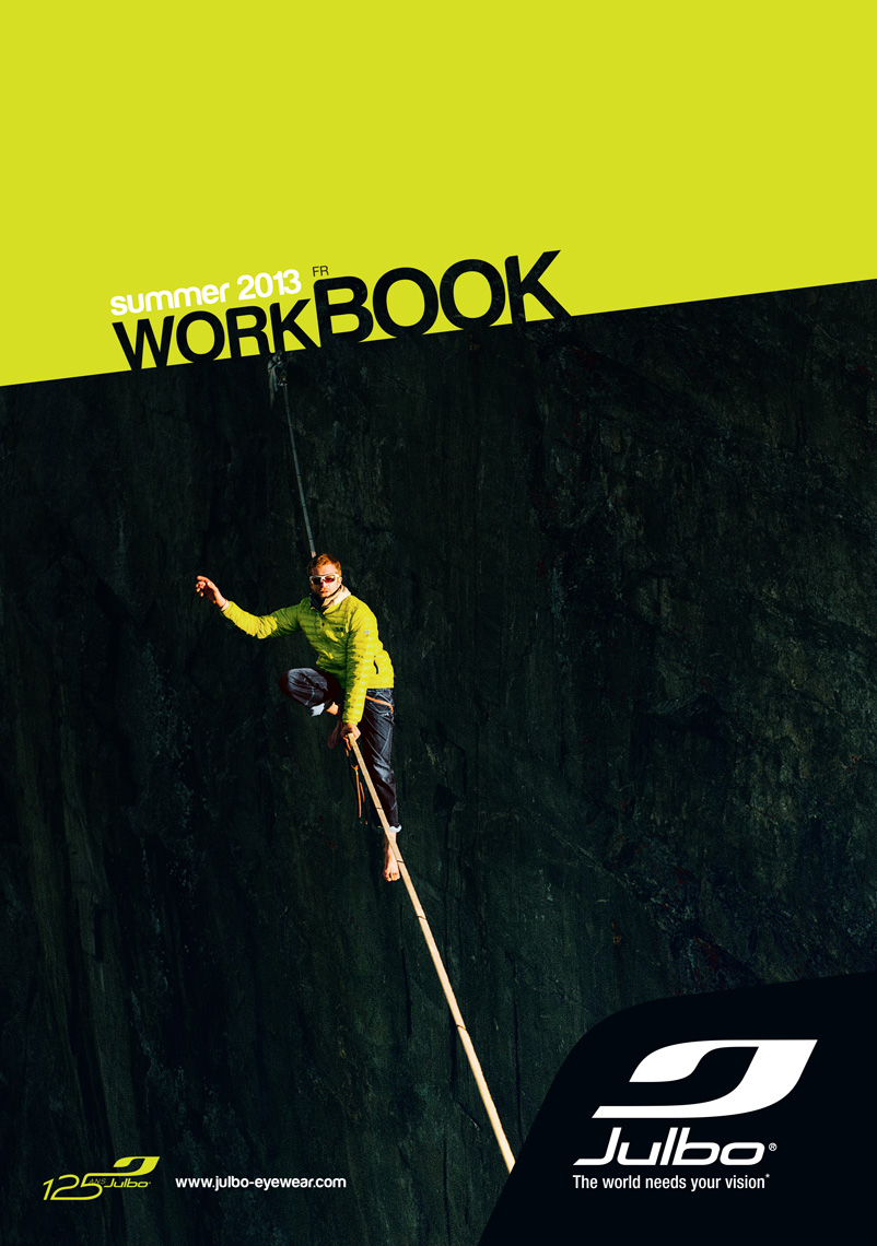 Julbo - Workbook 2013  - Marc Daviet Photography