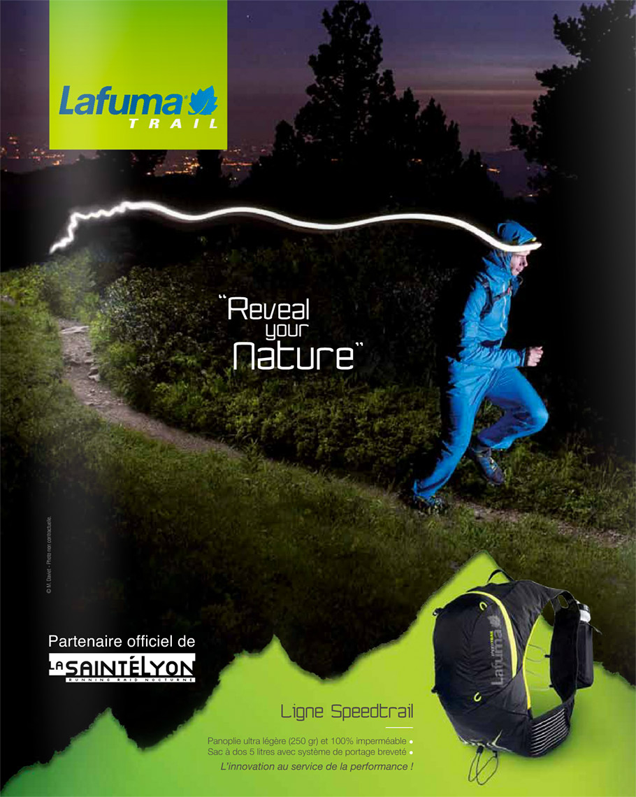 Lafuma - Advertising  - Marc Daviet Photography