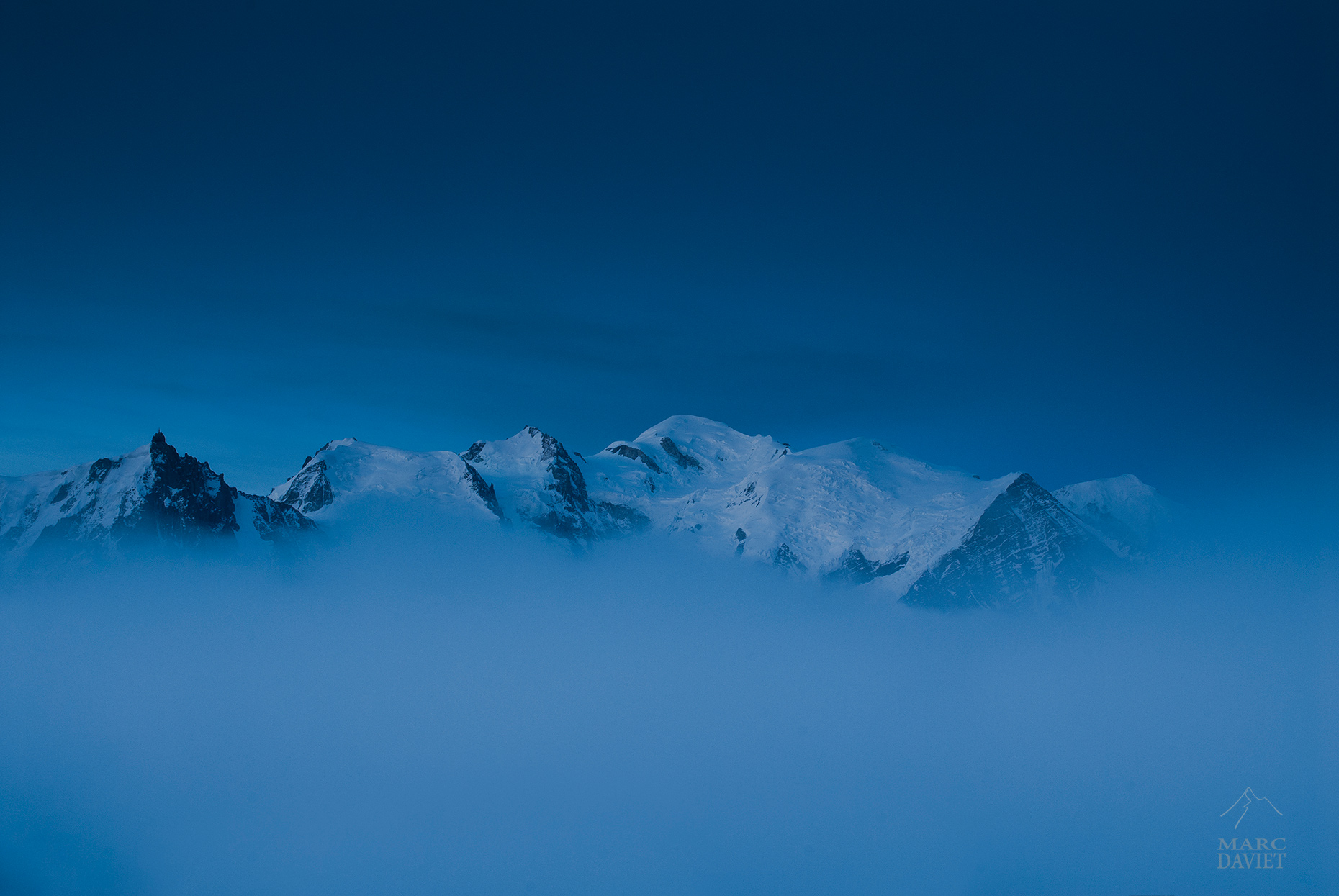 Mont-Blanc - Marc Daviet Photography
