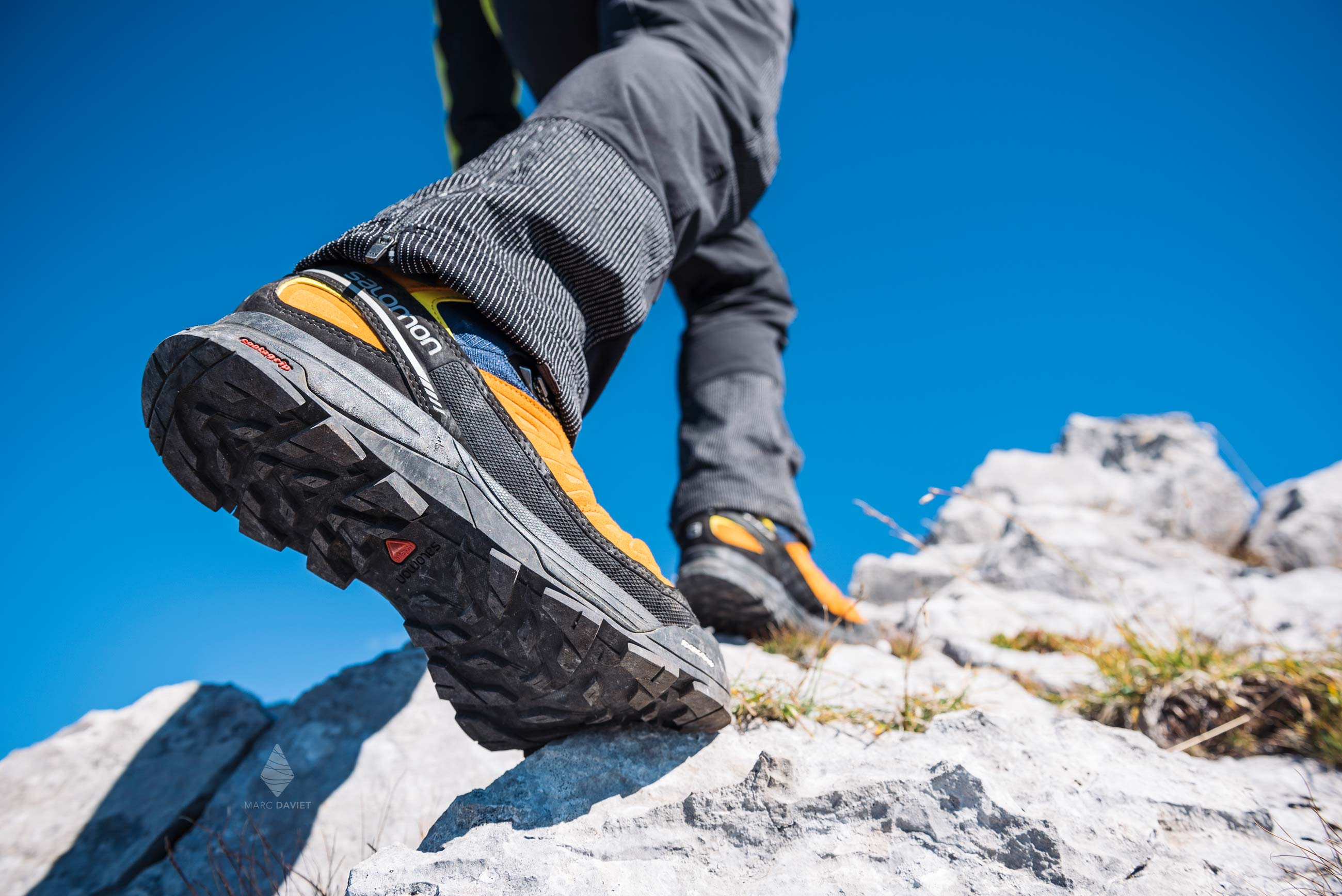 Salomon mountain shoes