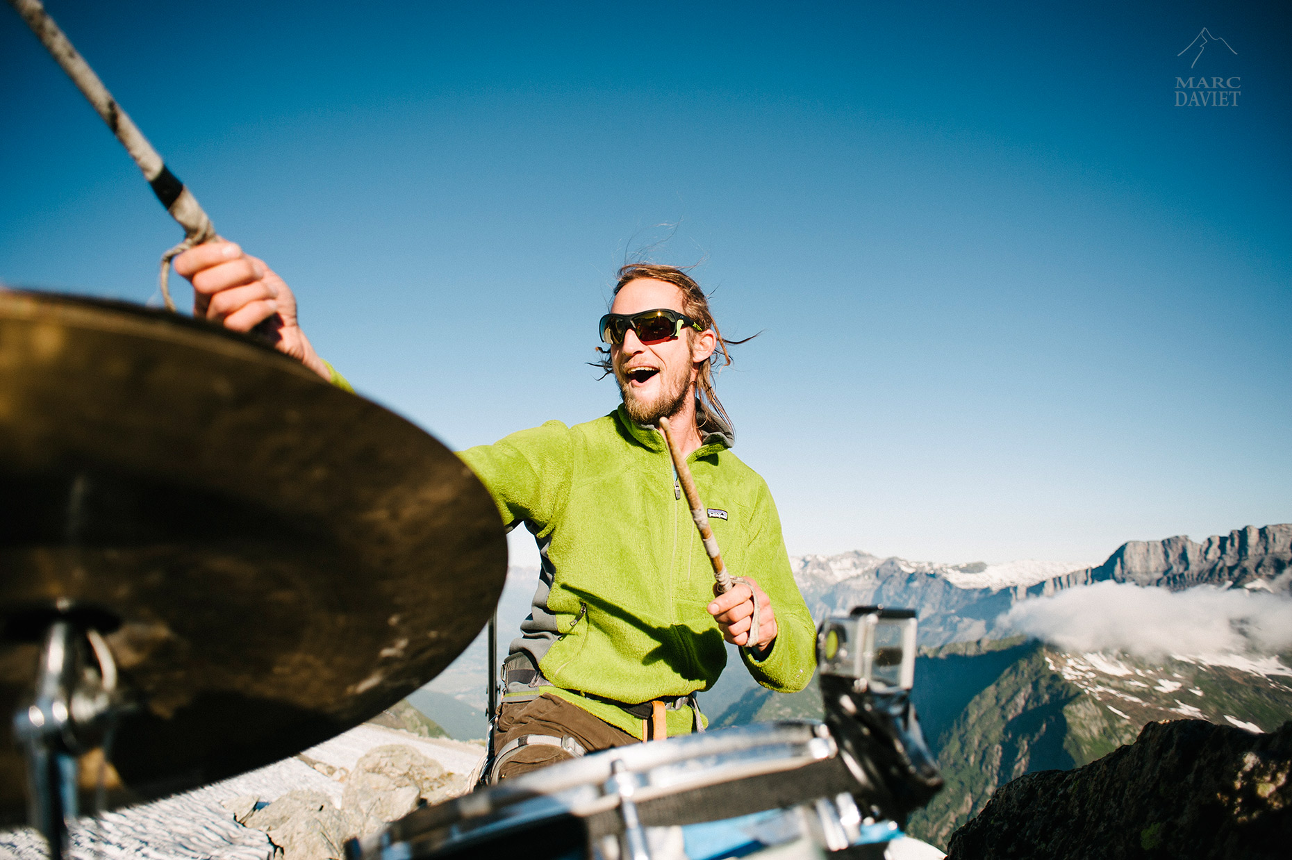 Drums in mountain - Marc Daviet Photography