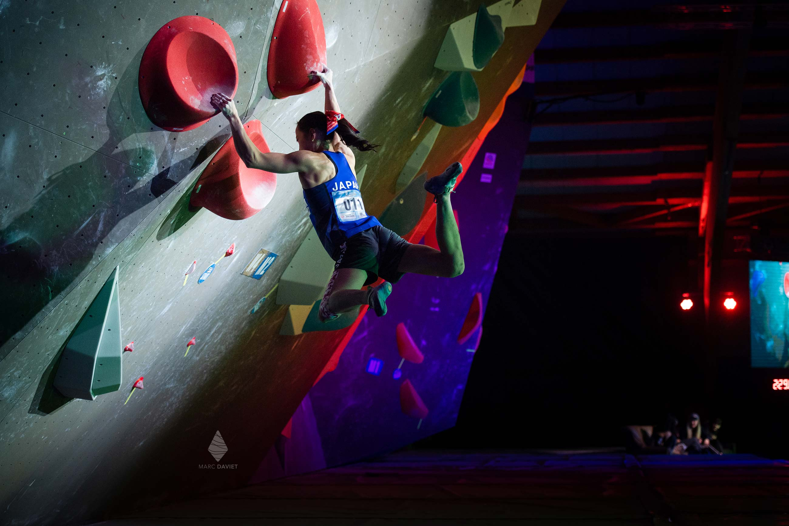 Bouldering WorldCup at Meiringen