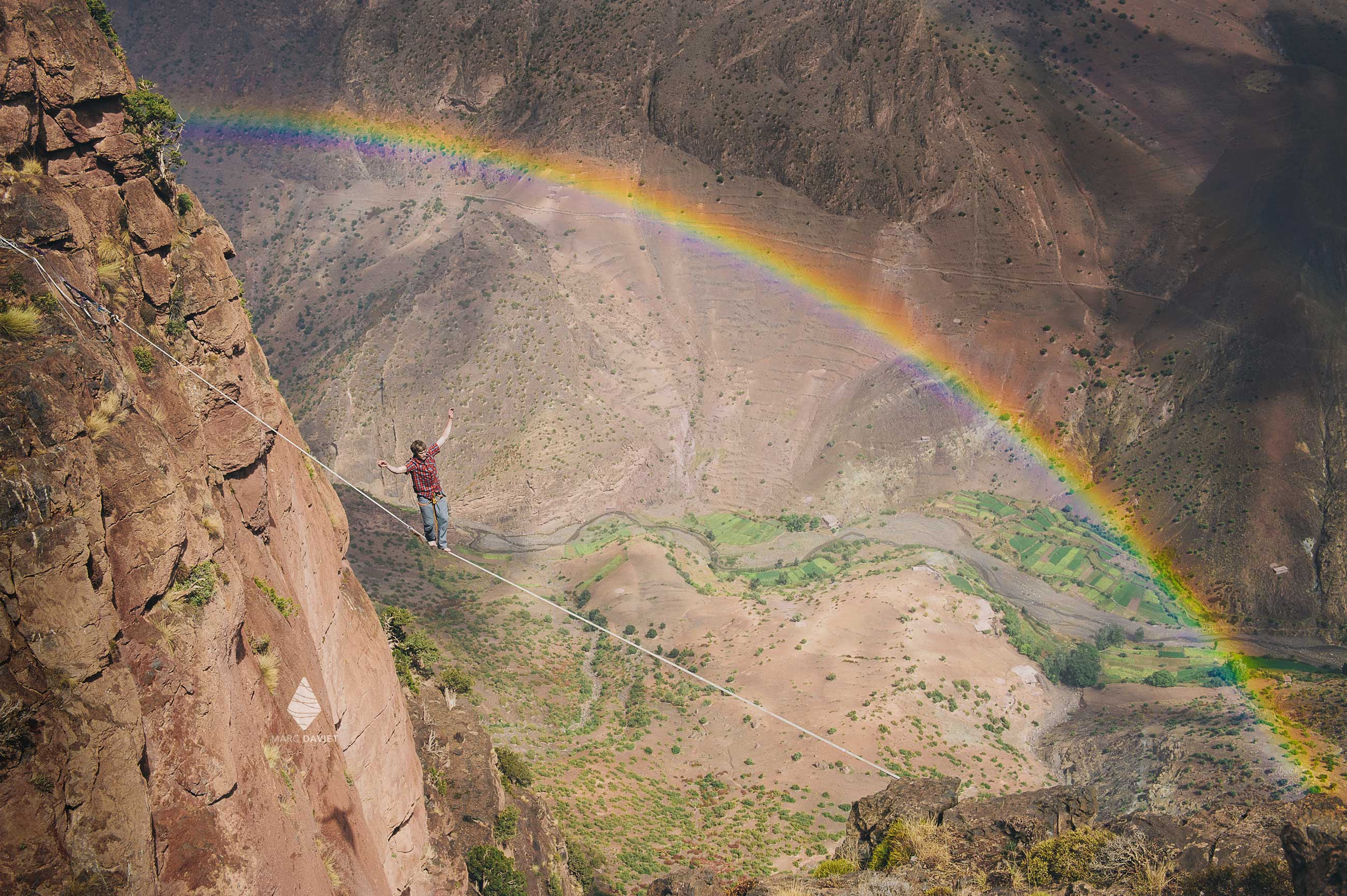 Rainbow Highline