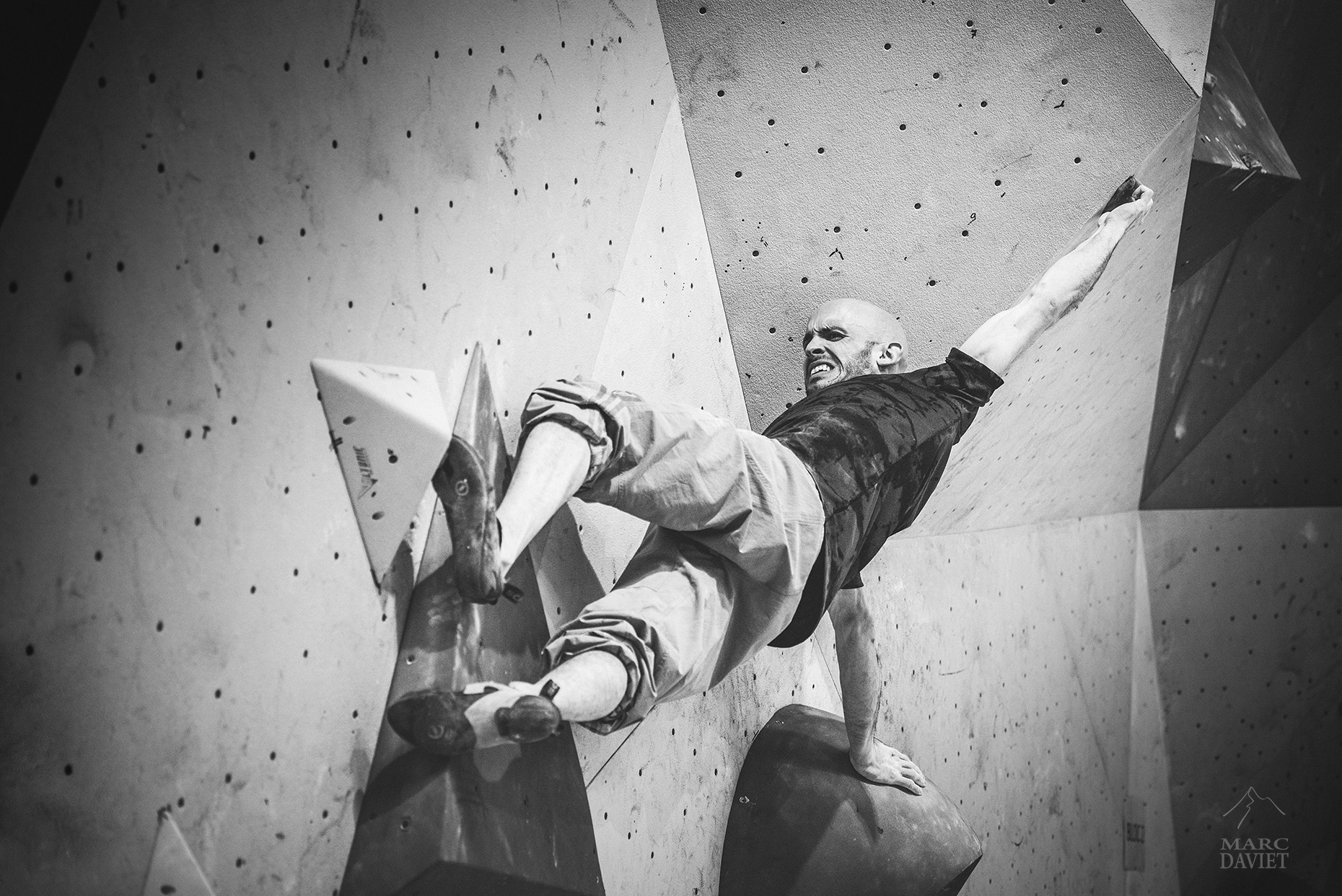 Bouldering Competition - Marc Daviet Photography