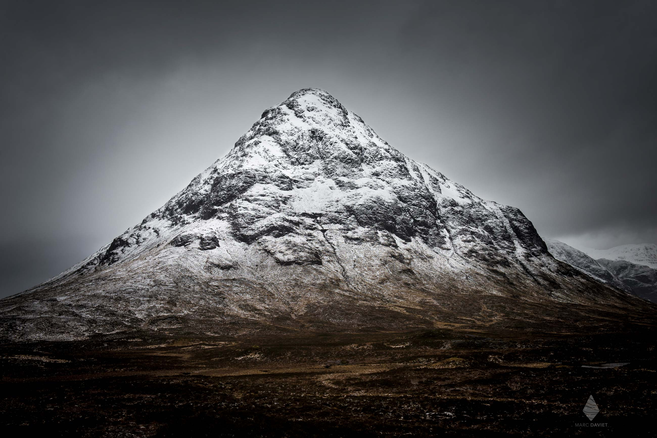 Buachaille Etive Mor - Scotland - Marc Daviet Photography