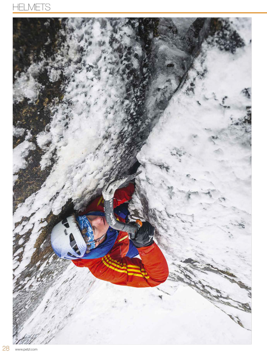 Petzl - Sport workbook 2015 - Marc Daviet Photography