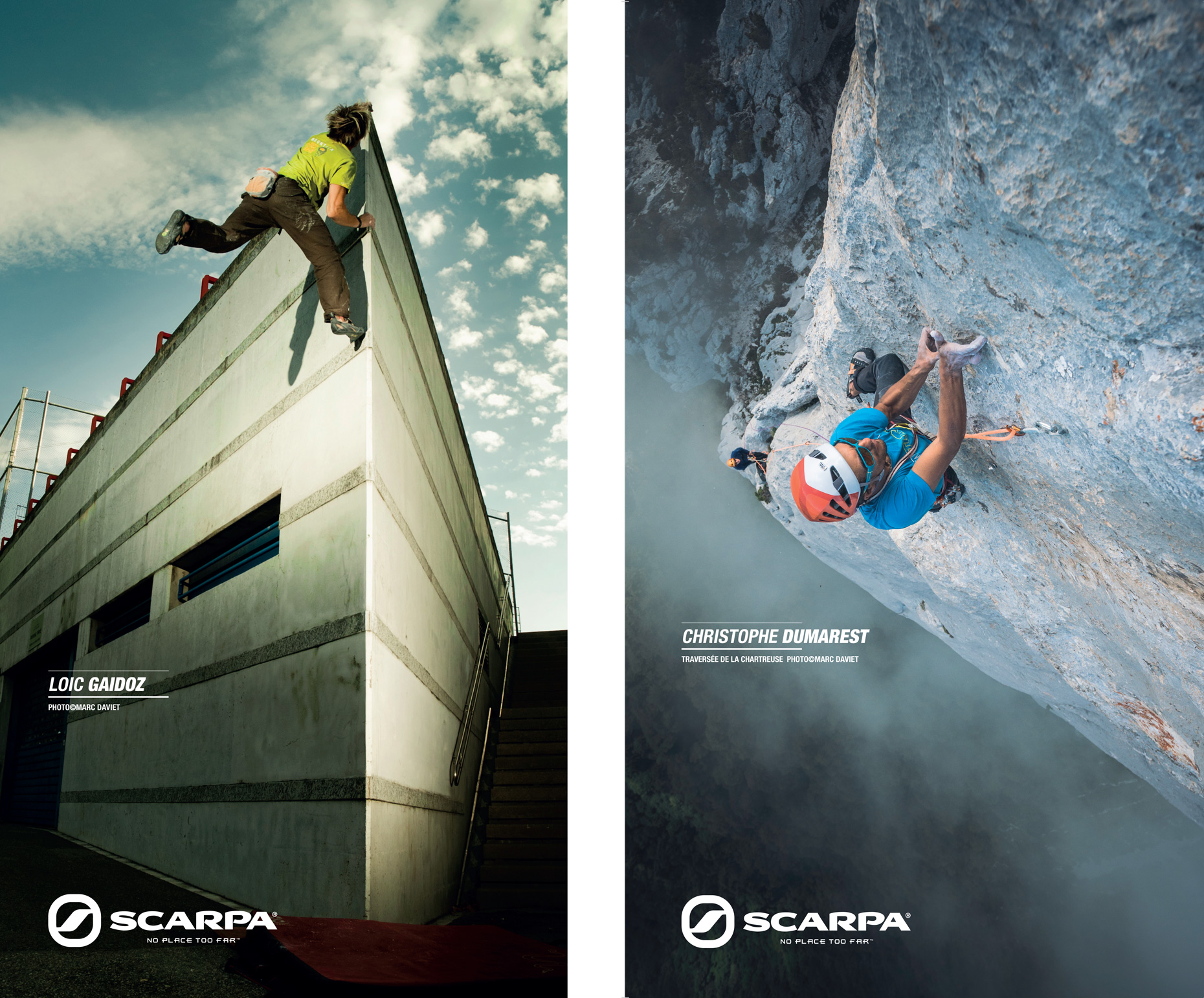 Scarpa - Advertising  - Marc Daviet Photography
