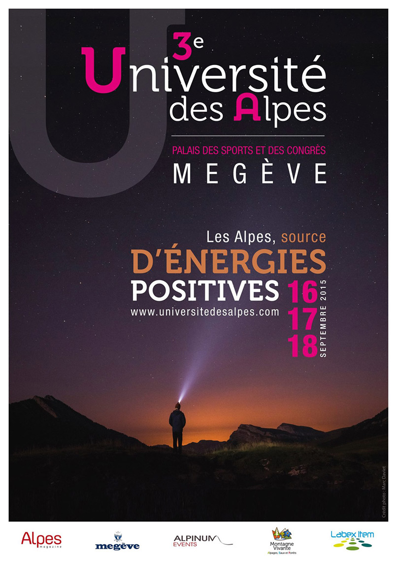 University of Alpes -  Adverstising  - Marc Daviet Photography